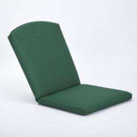 Seat pads with back