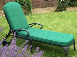 Deep Filled Cushions For Cast Garden Furniture
